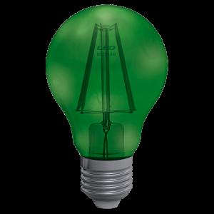 Goccia Filamento Clear 4W E27 Decor Green