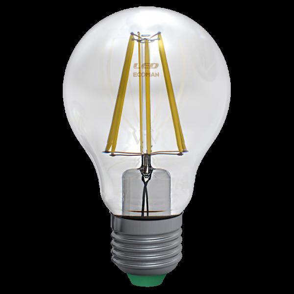 Goccia Filamento Clear 6W E27 Luce Calda