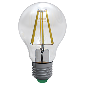 Goccia Filamento Clear 9W E27 Luce Naturale