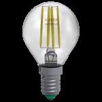 Sfera Filamento Clear 6W E14 Luce Naturale